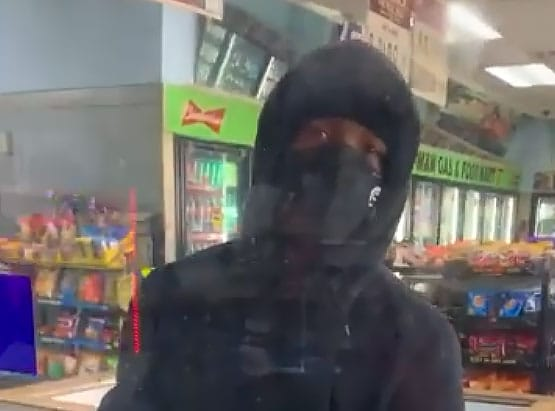 Commercial Armed Robbery Attempt and Aggravated Assault at M&M Convenience Store in Macon GA